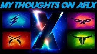 My Thoughts On AFLX!!!!