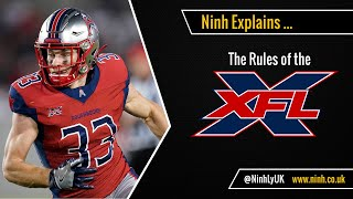 The Rules of XFL American Football - EXPLAINED!