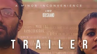Vrithakrithiyulla Chathuram: A Minor Inconvenience  Trailer