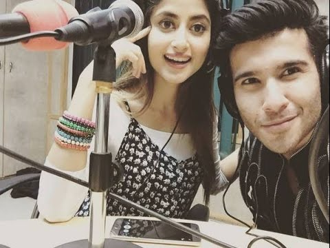 Sajal Ali and Feroz Khan Live With Jazzy in Lahore