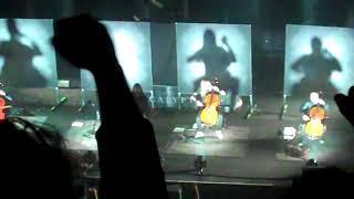 Apocalyptica - Creeping Death, Mexico City, Teatro Metropólitan, 15 Noviembre 2017