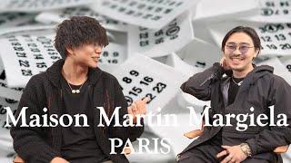 なかむとマルジェラについて話してみた【Maison Martin Margiela】