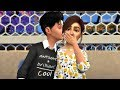 FIRST KISS l Twinning l  PART 2 l ELEMENTARY SCHOOL STORY l A Sims 4 Twin Story