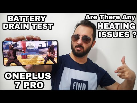 1hr PUBG On Oneplus 7 Pro|Heating Test|Battery Drain Test|Oneplus 7 Pro Gaming Review