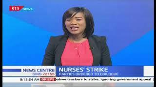 NURSES' STRIKE: Nurses insist strike is on despite court ruling suspending it