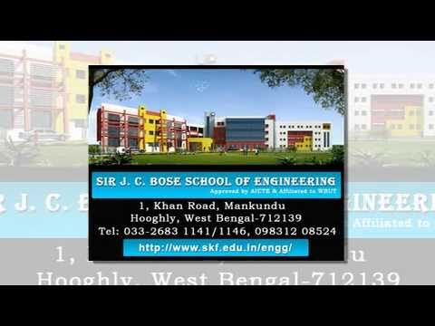 Sir J. C. Bose School of Engineering