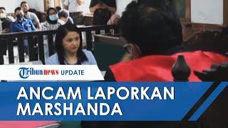 Keberatan dengan Kesaksian Marshanda, Karen Pooroe ancam Laporkan ke Polisi