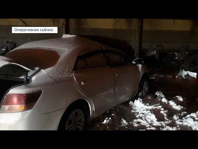 В Приангарье произошло два ДТП на ж/д переездах