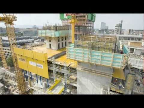 Formwork Systems | Fair-faced Concrete