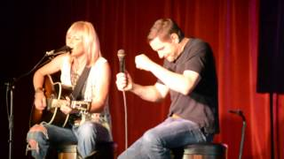 Ty Herndon and Anita Cochran sing country classics