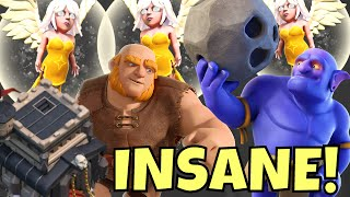 TH9 HGHB [Healer + Giant / Bowler] is INSANE! Live Raid & Planning for Clash Of Clans