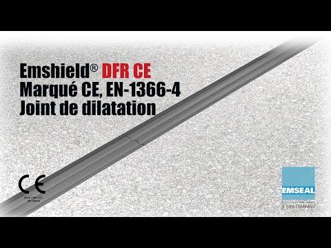 Emshield® DFR CE Overview & Easy Installation (en français)