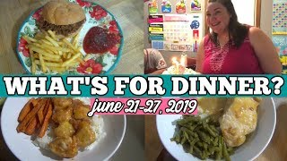 What's For Dinner | Real Life Meal Ideas + Secura Air Fryer Review