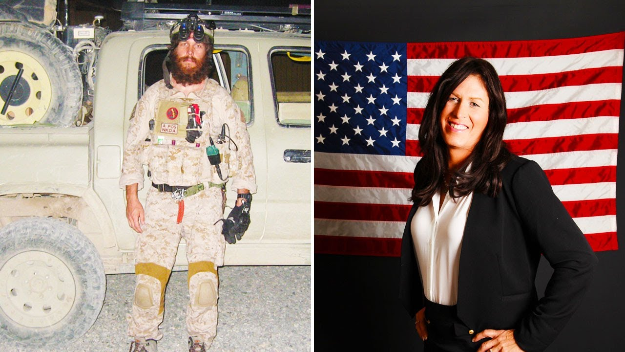 Trans Navy SEAL To Trump: 'Let's Meet Face To Face' thumbnail