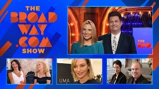 The Broadway.com Show - 10/20/17: WICKED, Uma Thurman, Ben Platt, Cher & More