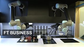 Moley - the robot chef | FT Business