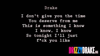 Drake - November 18th Lyrics [Video]