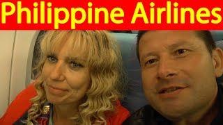 Перелет Бангкок-Манила-Катиклан, еда и обслуживание. Филиппинские авиалинии, самолет AIRBUS 320-200