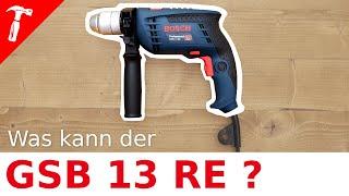 Bosch GSB 13 RE | kaufen oder nicht ? | Die Bewertung zur Bohrmaschine - UNBOXING | Rob Renoviert