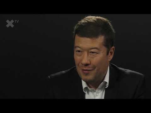 Tomio Okamura: Vystoupil jsem na XTV
