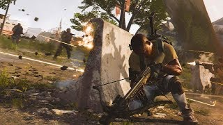 The Division 2 Gameplay with Friends! (E3 2018)