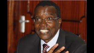 Chief Justice David Maraga embarks on a two-day Western region tour
