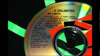 2 Unlimited - No Limit [HQ]
