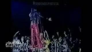 Freddie Mercury hablando español♡