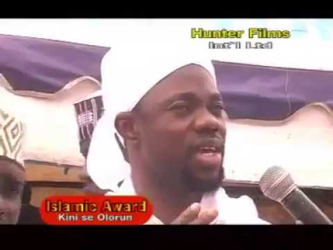 Islamic aWARD (A&B) [Sheikh Salaimon Farouk Onikijipa] - Latest Yoruba 2018 Music Video