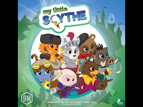 My Little Scythe - A Forensic Gameology Review