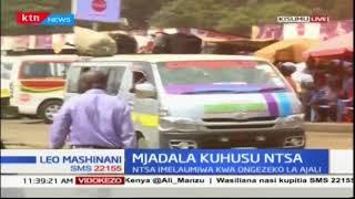 Hisia za wakaazi wa Kisumu kuhusu kuondolewa kwa NTSA barabarani