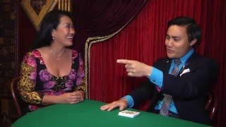 Ep.11 Seg.3 Magic Asian Man Nathan Phan with Cathlyn Choi