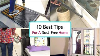 10 Best Tips To Keep Your Home Dust Free   How To Keep Your Home Dust Free In India   Her Fab Way