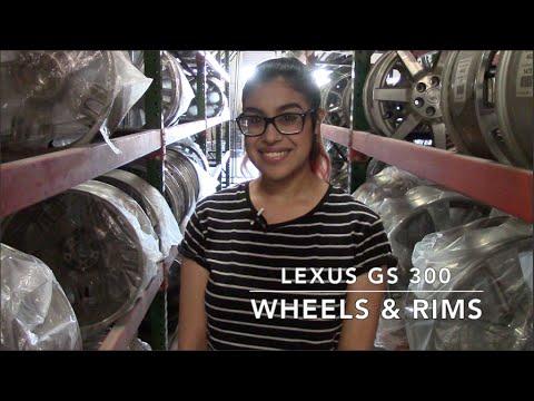 Factory Original Lexus GS 300 Wheels & Lexus GS 300 Rims – OriginalWheels.com
