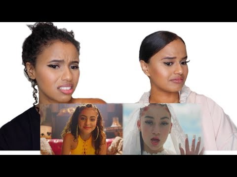 "MALU TREVEJO ""Luna Llena"" vs. BHAD BABBIE ""These Heaux"" REACTION VIDEO!"