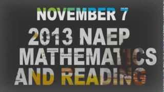 2013 NAEP Mathematics and Reading: A Preview video image