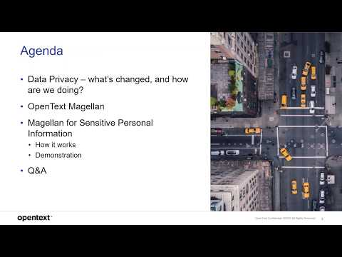 WEBCAST - Privacy, PII, and sensitive data  How to find, manage it, and reduce risk