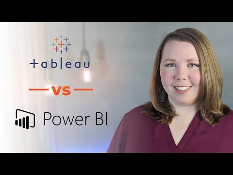Tableau vs Power BI