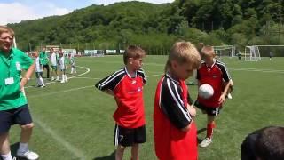 Детский футбол в Сочи