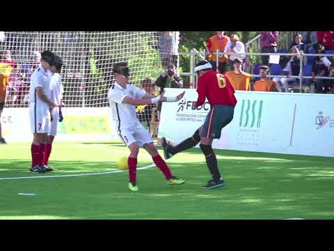 El sueño de España acaba en cuartos del Mundial de Fútbol Sala Ciegos