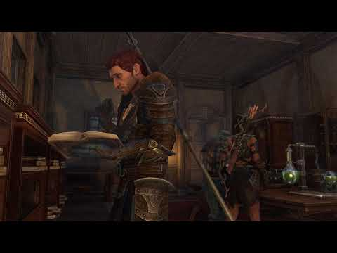 Elder Scrolls Online Blackwood Receives All-New Companions Trailer