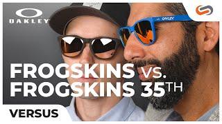 Oakley Frogskins VS. Frogskins 35th   SportRx