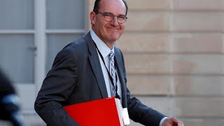 Jean Castex Named French Prime Minister by President Macron