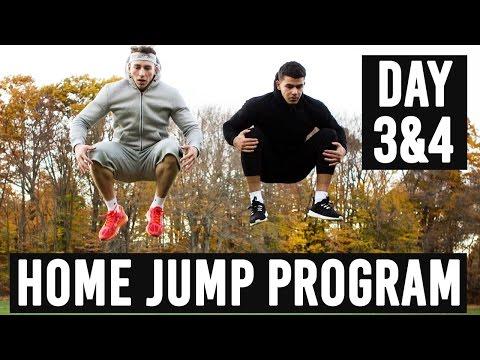 FREE 2-Week Home Jump Program | Day 3&4