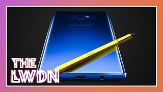 Is the Galaxy Note 9 Boring?