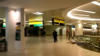 preview picture of video 'Newark Airport, New Jersey'