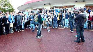 Syndicate vs KSI Dance Off @ Eurogamer 2012