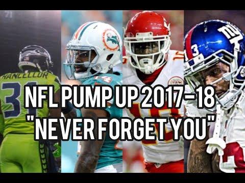 NFL Pump Up 2017-2018