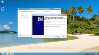 Howto Recover PDF Files Free? Try  MiniTool Power Data Recovery