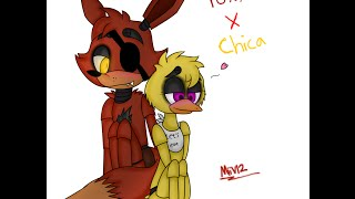 Foxy x Chica (Play Love) Zarcort y iTownGamePlay